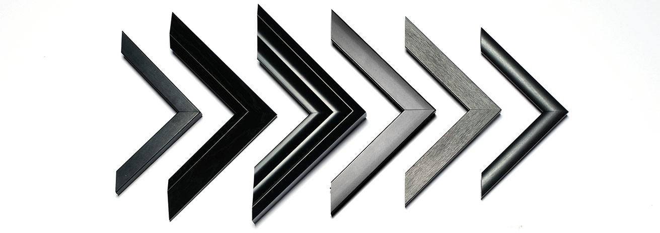 black-polymer-frames